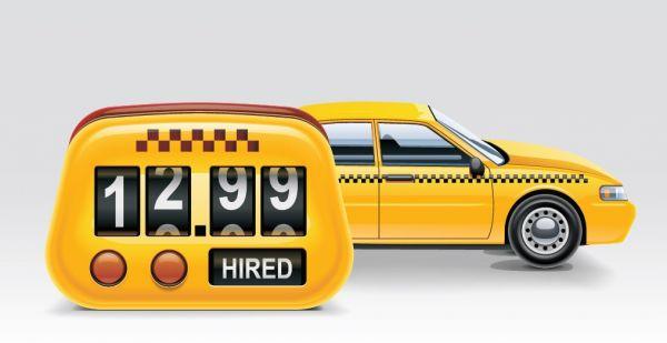 Оплата такси